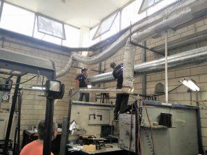 יניקה במפעל זיווד 5
