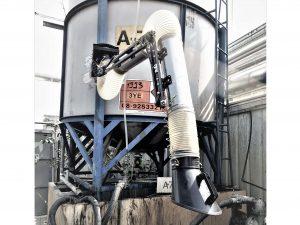יניקה מוגנות פיצוץ במפעל דלקים 3