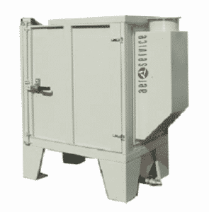 OIL filter unit for oil fumes 1
