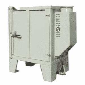 מערכות סינון אוויר נייחות