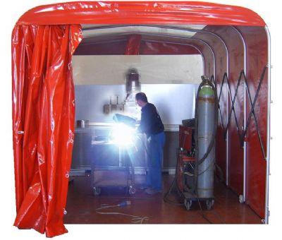 תמונה של מערכת שאיבה וסינון מתקפלת, דגם BOXA
