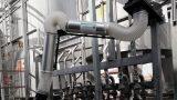 זרועות יניקה מוגנות פיצוץ במפעל דלקים 1