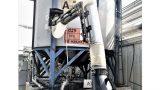 זרועות יניקה מוגנות פיצוץ במפעל דלקים 3